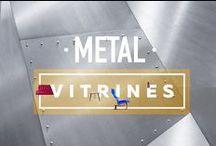 Mostra Vitrines: Metal / O metal é um dos principais elementos da filosofia chinesa. Muito utilizado na decoração, o material foi tema de um dos cinco espaços da mostra Vitrines, realizada pelo Lar Center em parceria com o NEXIED (Núcleo Exploratório de Pesquisas em Design do IED São Paulo - Istituto Europeo di Design).