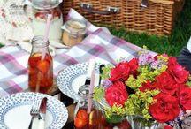 Picknick auf der Wiese - was packt Ihr in Euren Korb?