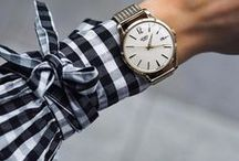 HOW TO: Style a watch / Let the rest of your outfit take a back seat and allow your Henry London watch do the talking.