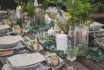 Flower • Tischdekoration / Hier auf dem Board findest du schöne Ideen für deine Tischdekoration. Egal für welchen Anlass, hier ist alles mögliche dabei.