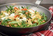 Food • Nudeln / Leckere Gerichte rund um das Thema Nudeln. Sehr lecker und einfach nach zu machen.