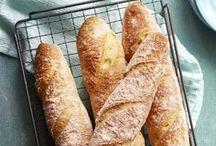 - bread, brioche and scones -