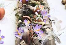 Flower • Ostern / Auf diesem Board findest du schöne Florale Ideen zu dem Thema Ostern. Ob- Tür oder Tischkränze, Eier mit Blüten, Tischdekorationen oder Sträuße hier passt alles zu Ostern.