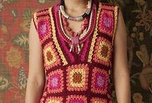 Crochet: vêtements adultes