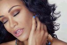 Makeup & Nails / hair_beauty / by Tahirah Knight