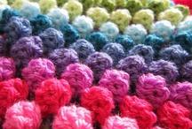 Points et techniques au crochet et tricot