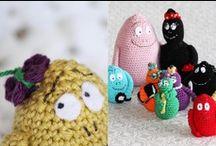 Crochet: Doudous, joujoux,et déco enfants