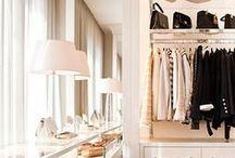 Clothes display & wardrobe
