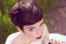 Short & Sweet / Loving hair that's shorter and sweeter / by Louise Sheridan