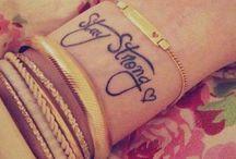 Tattoos! Ideas... / null / by Taje' Wallace