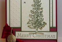 Scrapbook cards vánoční