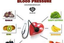 Blood Builder and Optimal Blood Pressure / Tips on keeping an optimal blood pressure. Plus recipes for a clean and healthy blood.