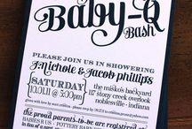 Erica's baby shower / Coed for baby boy Ackermann