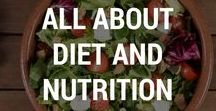 All about Diet & Nutrition / Diet & Nutrition - A good diet is a nutritional lifestyle that promotes good health. #Diet #Healthydiet #Healthyeating #Healthylife #Nutrition #Health