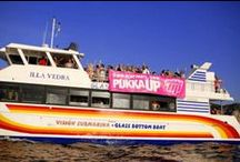 Boat Parties / Jump on board some of the best boat parties this summer