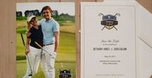 Golfers Save The Dates