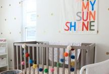 Nursery Ideas / by Little Cuddle Company