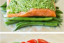 Fish and Seafood / My favorite food - fish and seafood. Nutrition, recipes and cooking tips :)