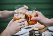 Drinks, Cocktails, Teas, Coffees / tasty libations - with and without booze