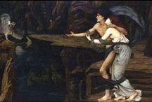 Pre-Raphaelite inspiration