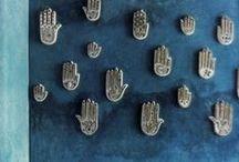 Hands / hamsa, mudra