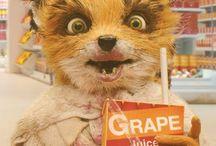   Fantastic Mr. Fox - P2015   / by Charlie