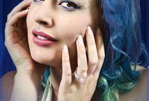 The Diamond Tree Studio / Engagement Rings, Wedding Rings, fun rings!