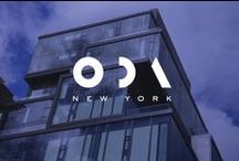 ODA / The Seventh Art met with ODA to figure out the best way to differentiate the ODA brand. The resulting brand positioning, logo, collateral pieces and web site, completed by The Seventh Art, set the firm apart while reflecting the aesthetic that ran throughout all of its work.