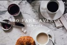 520 Park Avenue / The branding for 520 Park Avenue was a collaboration between The Seventh Art and the Zeckendorf Team. A discreet, well-heeled campaign was established for the project to elevate its profile and differentiate it from the multiple Upper East Side projects competing for an international audience. A teaser site, project brochure, art book, web site and sales gallery reinforced this look and feel, and The Seventh Art also handled all renderings, signage and advertising.