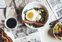Breakfast / everything gluten-free  from sweet to savory and healthy to indulgent