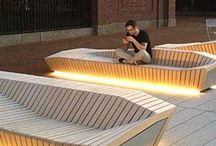 Urbanismo | Mobiliário Urbano
