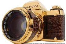 Vintage Cameras and Cine Cameras / Vintage cameras and cine film cameras