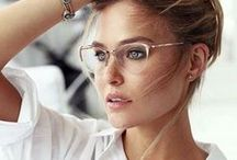 Óculos Femininos / Óculos de sol, óculos de grau, óculos retro, vintage, atuais