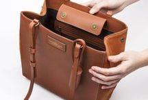 Bolsas / Bolsas clássicas e atemporais, design clássico, bolsas de couro, minimalista