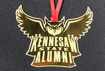 Kennesaw State Alumni Swag / These are some of the items that we give away at events, both on and off campus.