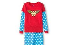 """Do PJs Need A Gender? / Who cares if her PJs are from the boys or girls department?  As long as she loves them!  Like graphic T's, this is an area where my daughter almost always says """"Why do boys get all the cool stuff""""?  So true for girls that love things like sports, vehicles, outer space, and robots!"""