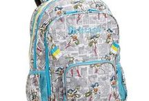 So Cool for School / Choosing a backpack and a lunch box means picking out your favorite colors and something you love, love, love!  Who cares if a retailer puts it in the boy or girl section?