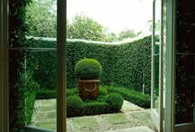 A+ GARDEN wishes/outdoor art / by Jeanne Delcambre