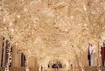 CELEBRATIONS / Sparkles, Atmosphere, Inspiration for MARVELOUS parties and festivities - weddings too / by Lorie Shamberger