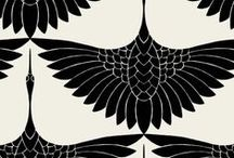 Graphic Design // Patterns & Illustration