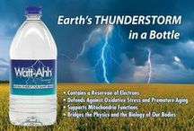 Watt-Ahh® / Watt-Ahh® is the high energy form of ultra-pure water that is crisp and refreshing. University studies prove that Watt-Ahh® provides superior hydration and fast recovery for the athlete in all of us.