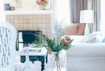 decorating / inspirational rooms, color lust & decor / by Miriam C