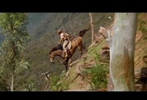The Man From Snowy River / This is one of my favourite movie's that you can not stop me from watching, especially as a horse lover. Also during the horse chase the music is so intence & this is the most liked & exciting part of the movie for me. I've also lost count of how many time's I've watched this.