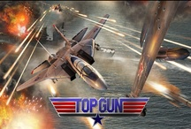 Top Gun - fly away / This is one of the movies that I've watched over & over. It give's me goose bumps & tear's & I love watching those fighter planes fly. I love also the music but MY FAVOURITE PART IS THE BEGINING.