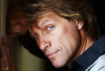 Jon Bon Jovi / One of my most loved band's & his music. Especially Final Count Down.