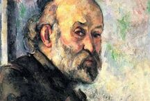 Paul Cézanne. / by hamoudy younis