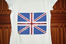 Camisetas / Camisetas originales hechas a mano