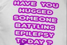 Epilepsy / I'm a patient with epilepsy since I was 9yr's old & I'm not exactly in control with my medication's but I'm much better than I was before & can't complain. They're not fully controlled & stress, hormone time are my worst trigger's.