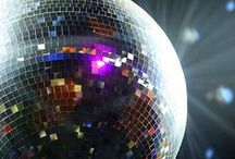 Under The Mirror Ball / Welcome to Under The Mirror Ball. This is a selection of music selected by us for you that we enjoy. We are ready to jamm... so get your asses on the floor! (We claim no credits for these pins)
