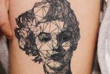 tattoo / Modificações no corpo atraves de tinta e desenhos!
